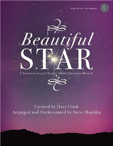 9780834179738: Beautiful Star: A Southern Gospel Senior Adult Christmas Musical