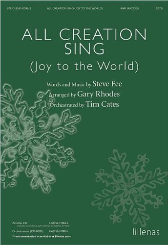 9780834180963: All Creation Sing (Joy to the World)