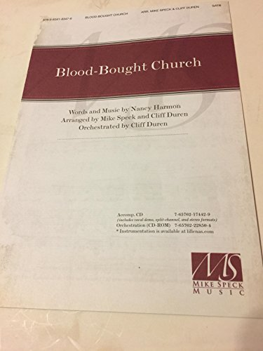 9780834183476: Blood-Bought Church