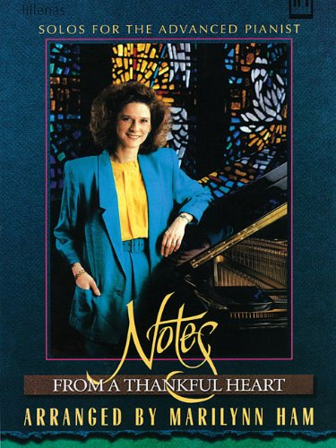 Notes FROM A THANKFUL HEART (0834190753) by Ham, Marilynn