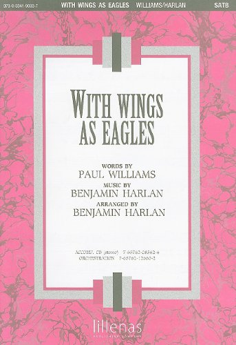 9780834190887: With Wings as Eagles for SATB & Piano