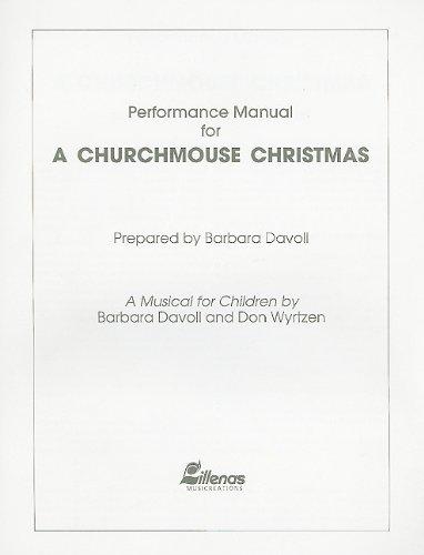 9780834192089: A Churchmouse Christmas