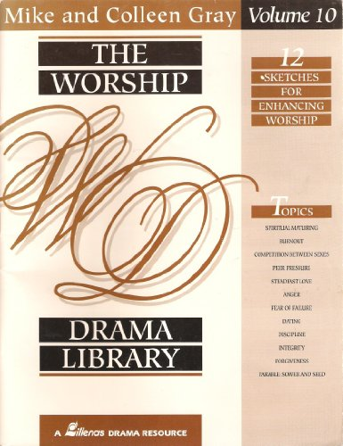 9780834192645: Worship Drama Library, The Vol. 10