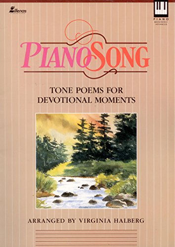 9780834193192: Piano Song, Tone Poems for Devotional Moments