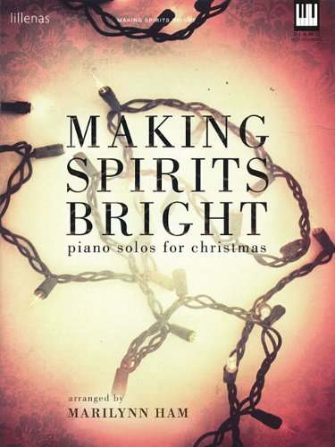 9780834193864: Making Spirits Bright Piano Solos for Christmas