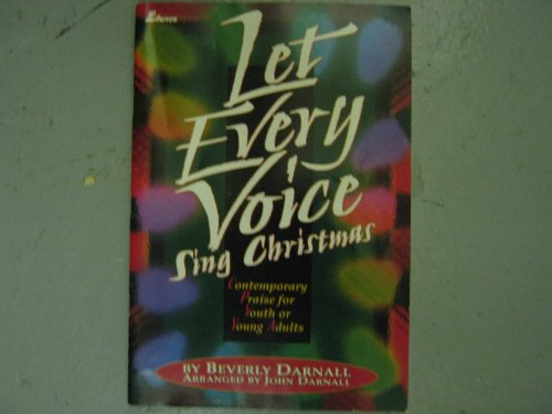 9780834194786: Let Every Voice Sing Christmas