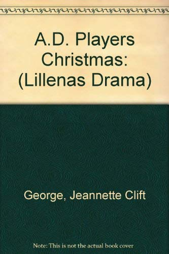 9780834194984: A.d. Players Christmas (Lillenas Drama)