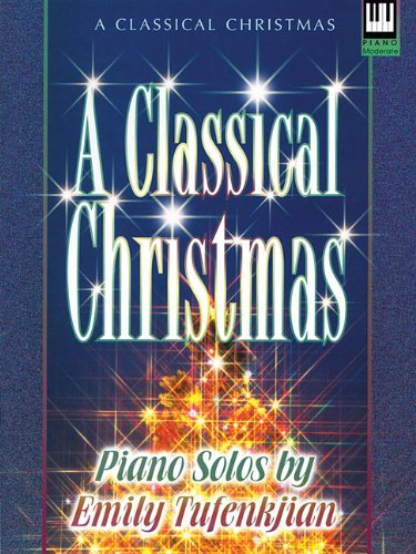 9780834195080: A Classical Christmas Keyboard Book Moderate Piano