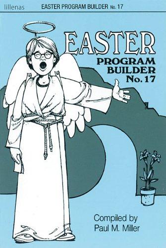 9780834195899: Easter Program Builder No. 17