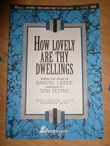 9780834196117: How Lovely Are Thy Dwellings
