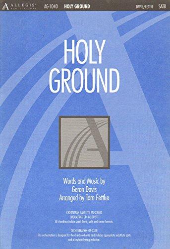 9780834198043: Holy Ground