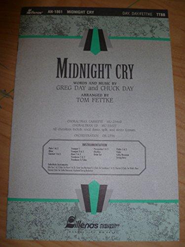 Midnight Cry, TTBB (9780834198784) by Tom Fettke