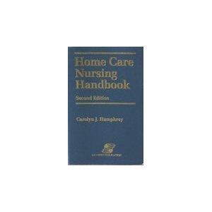 9780834205109: Home Care Nursing Handbook
