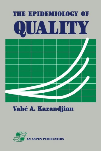 9780834205338: Epidemiology of Quality