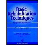 9780834206175: Basic Rehabilitation Techniques
