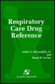 9780834207882: Respiratory Care Drug Reference