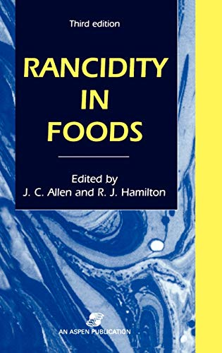9780834212879: Rancidity in Foods