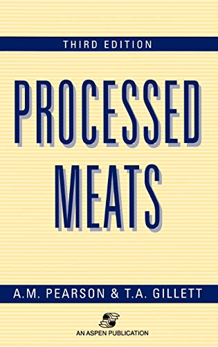 9780834213043: Processed Meats