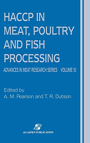 9780834213272: HACCP in Meat, Poultry and Fish Processing (Advances in Meat Research)