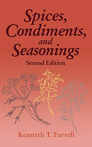 9780834213371: Spices, Condiments and Seasonings