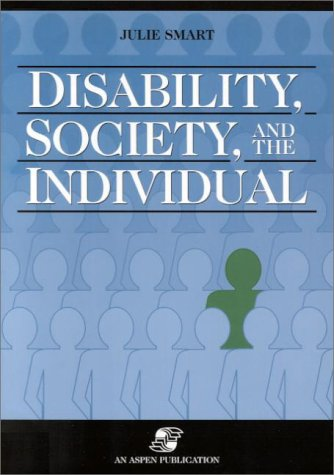 9780834216013: Disability, Society, and the Individual