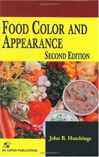 9780834216204: Food Color and Appearance