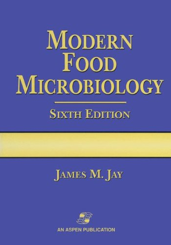 9780834216716: Modern Food Microbiology (Aspen Food Science Text Series)