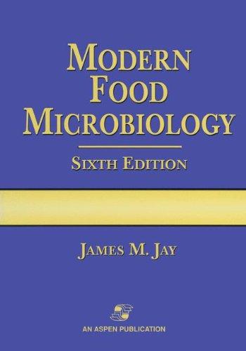 9780834216716: Modern Food Microbiology (Aspen Food Science Text Series)
