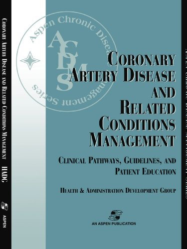 9780834217041: Coronary Artery Disease & Related Conditions Mgmt (Aspen Chronic Disease Management Series) (English and Spanish Edition)