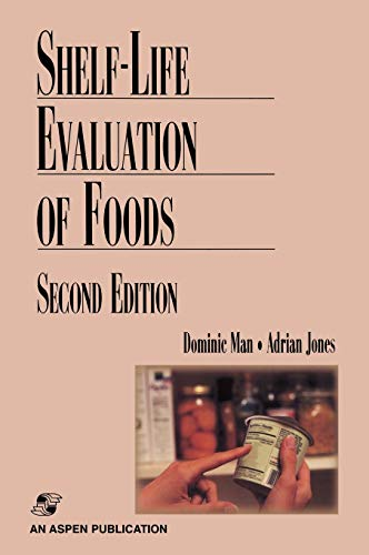 9780834217829: Shelf Life Evaluation of Foods