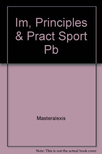 9780834218109: Instructor's Manual for Principles and Practice of Sport Management