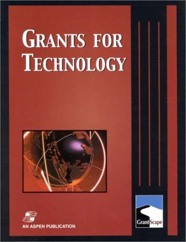 9780834218949: Grants for Technology (Grantscape Annual Guidebook.)