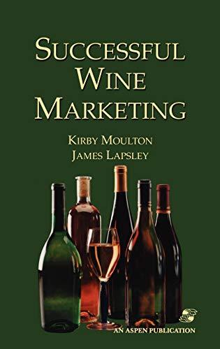9780834219625: Successful Wine Marketing
