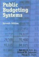9780834219892: Public Budget Systems 7e T