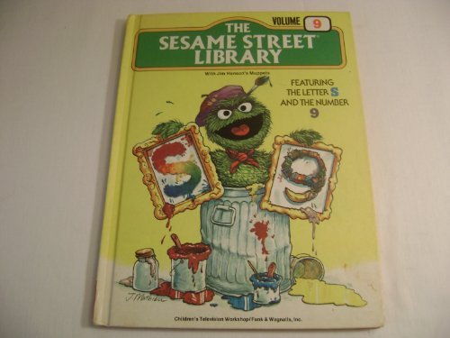 The Sesame Street Library Vol 9 (The sesame Street Library, 9) (0834300176) by Children's Television Workshop