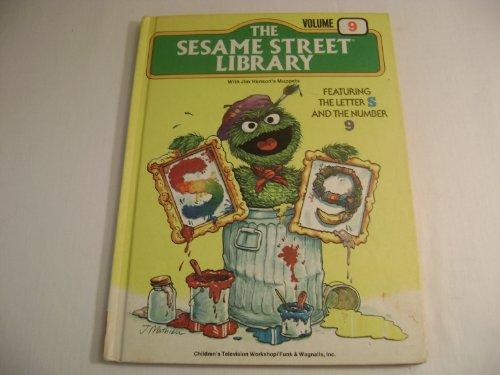 9780834300170: The Sesame Street Library Vol 9 (The sesame Street Library, 9)