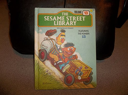 9780834300217: The Sesame Street Library, Vol. 13