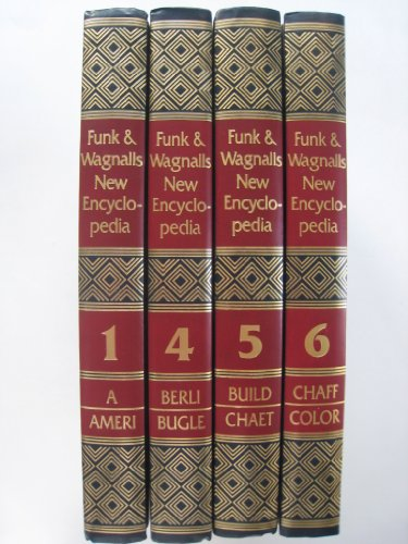 9780834300729: Funk & Wagnalls new encyclopedia