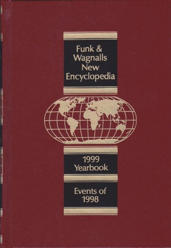 9780834301146: Funk & Wagnalls New Encyclopedia: 1999 Yearbook - Events of 1998