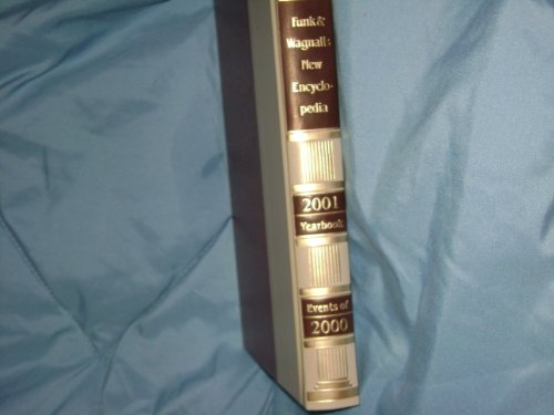 9780834301160: Funk & Wagnalls New Encyclopedia: 2001 Yearbook - Events of 2000