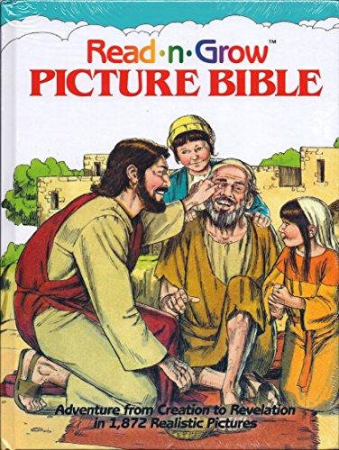 9780834401242: Read-n-grow Picture Bible: Adventure from Creation to Revelation in 1,872 Realistic Pictures