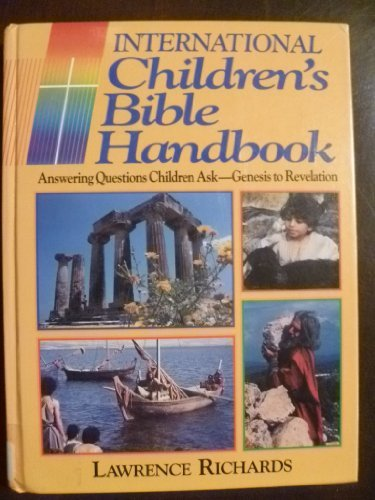 9780834401334: International Children's Bible Handbook