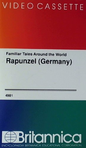 9780834759152: Familiar Tales Around the World - Rapunzel (Germany) [VHS]
