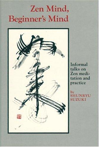 9780834800526: Zen Mind: Beginner's Mind