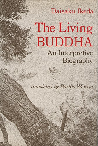 9780834801172: The Living Buddha: An Interpretive Biography