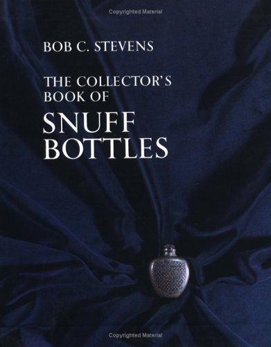 COLLECTOR'S BOOK OF SNUFF BOTTLES.