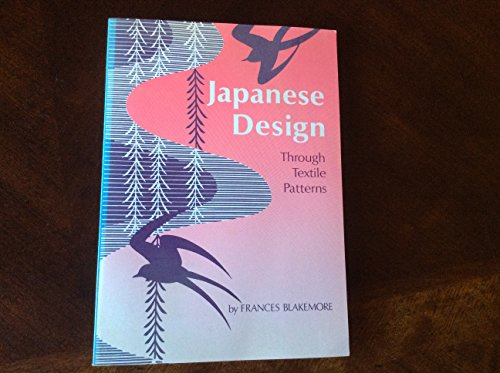 9780834801325: Japanese Design Through Textile Patterns