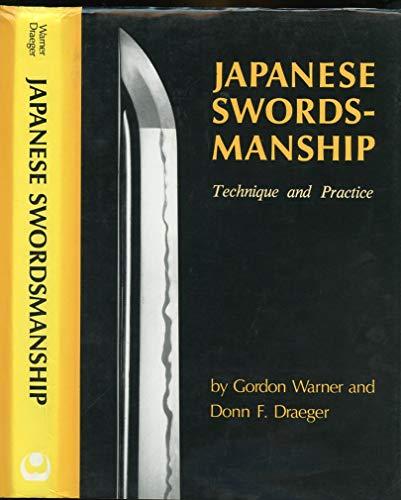 9780834801462: Japanese Swordsmanship: Technique and Practice