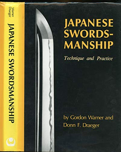 9780834801462: Japanese Swordsmanship: Technique and Practice