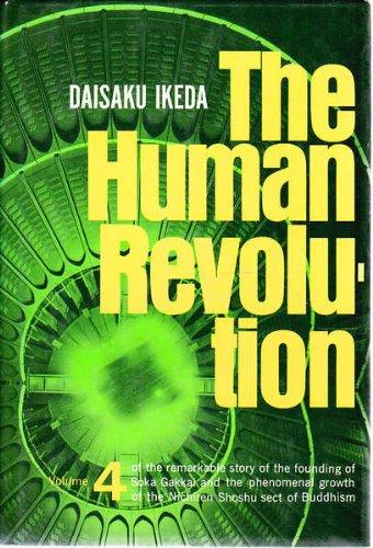9780834801752: The Human Revolution: Volume 4 (Ningen Kakumei, Books 7 and 8)